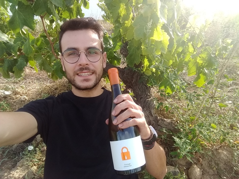 Bodega Clandestina - Vin orange