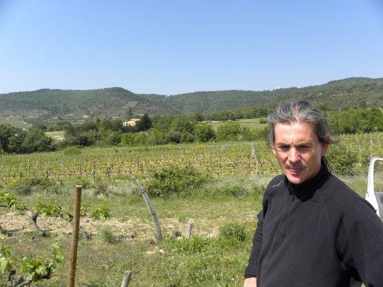Sylvain Bock - vin orange