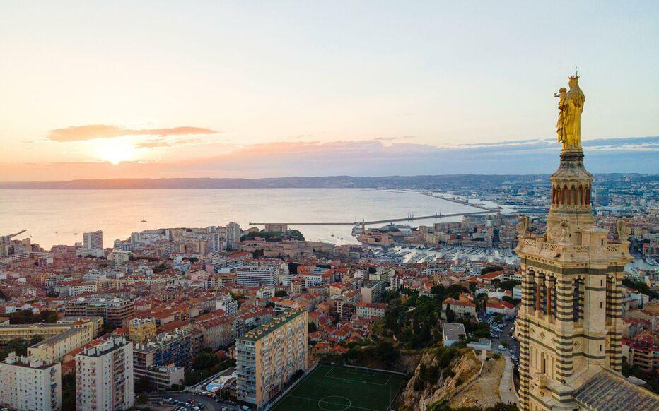 Marseille vin orange